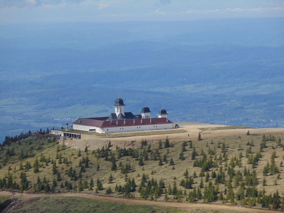 Mănăstirea Vârful Romani