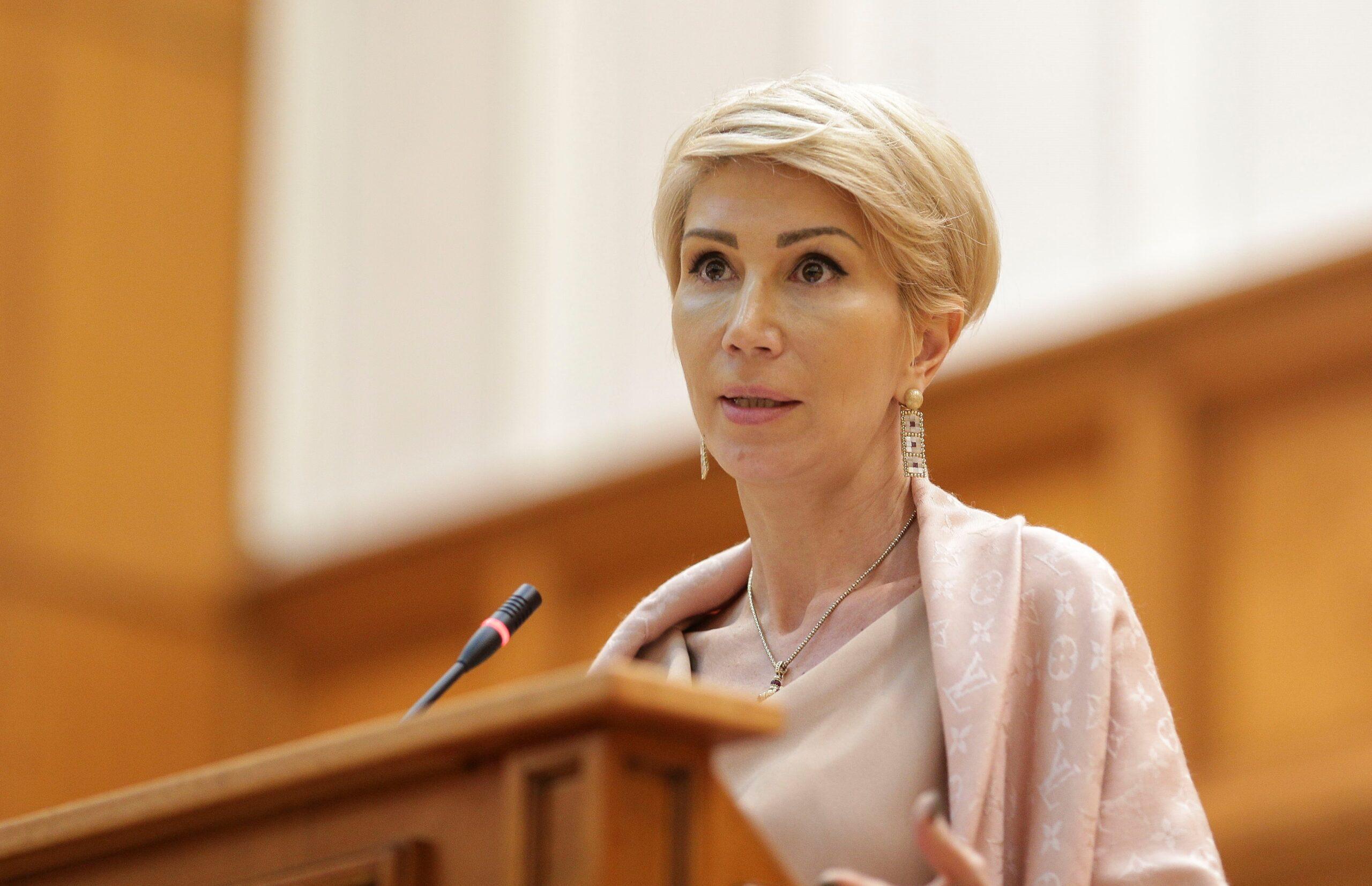 Raluca Turcan, vicepremierul României