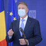 """Klaus Iohannis, anunț de ultimă oră despre carantină: """"Nu există nicio intenție de a intra in lockdown după alegeri"""""""