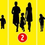 Poți ghici care nu este o familie? Testul psihologic care spune multe despre tine