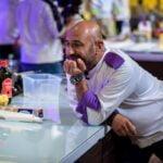 Cătălin Scărlătescu a petrecut Revelionul cu o fostă concurentă de la Chefi la Cuțite