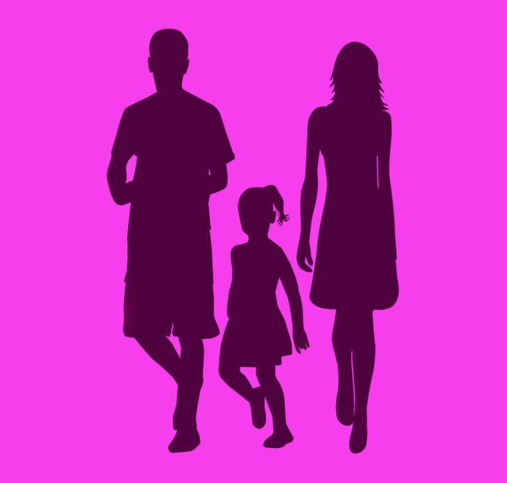 Poți ghici care nu este o familie?