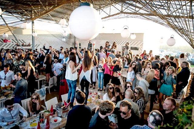 Petrecere în Mamaia de 1 mai 2019