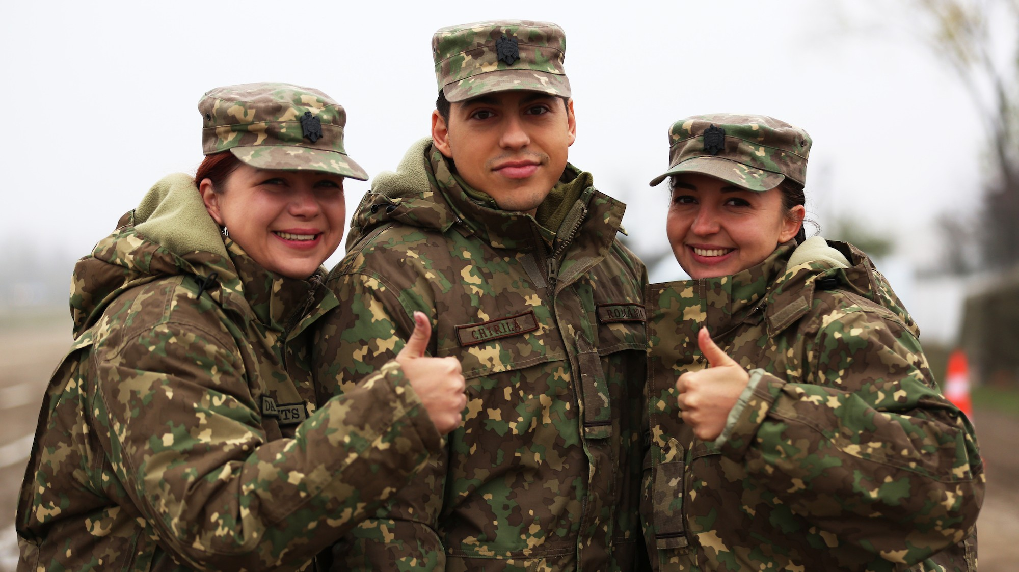 Începe recrutarea în Armata Română