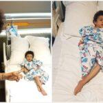 Cum au apărut problemele medicale ale fiului lui Kamara: Nu l-au pus în incubator